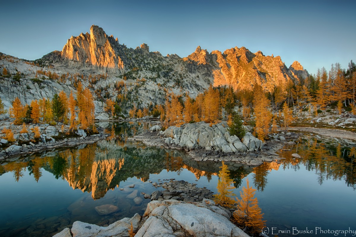 Visiting And Photographing The Enchantments Erwin Buske