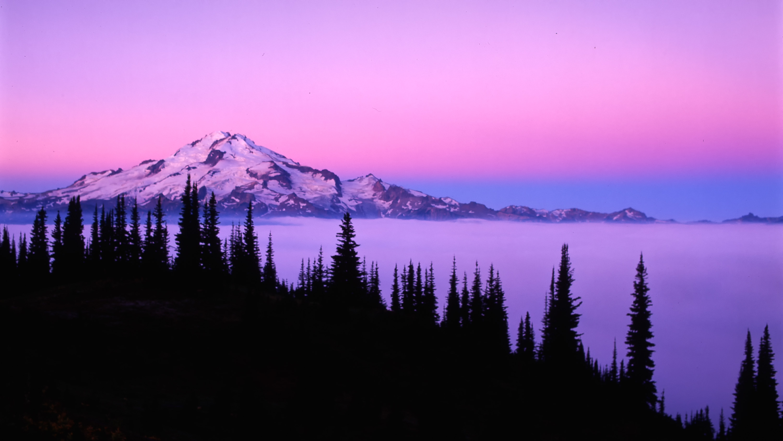 Glacier Sunrise for Blog