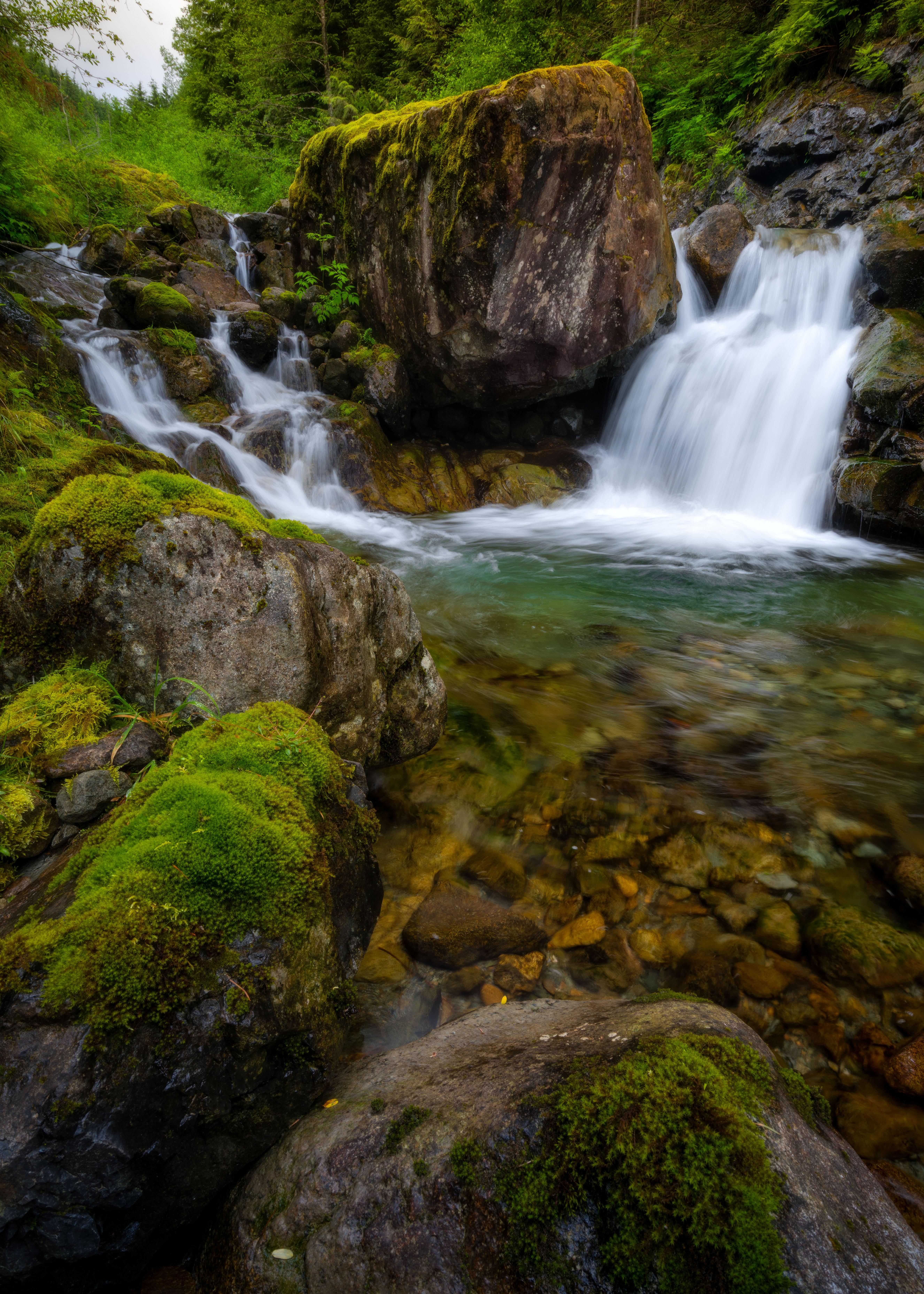 8 Boulder Falls