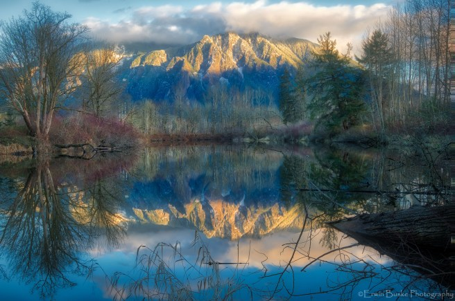 Mt. Si Reflections